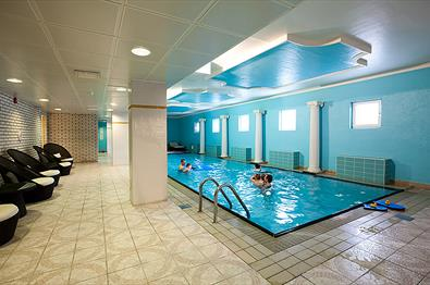 Valdres Fitness Center - Schwimmbad