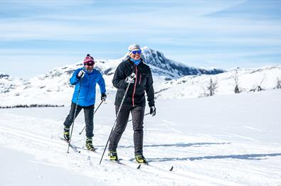 Nordic Skiing Instructor