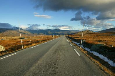 Nationale Landschaftsroute Valdresflye